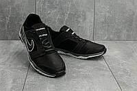 538ec865 Кроссовки New Mercury N8 (Nike) (весна/осень, мужские, натуральная кожа,  черный-белый). В наличии