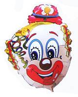 Фольгированный шар 901540 Голова клоуна