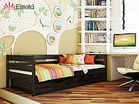 Кровать Эстелла Нота 200х80 Венге ЩИТ