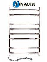 Полотенцесушитель електричний NAVIN Блюз 480 х 800 (без терморегулятора), фото 3