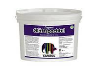 Шпакревка CaparolGlattspachtel для моделирования рисунка 25 кг.