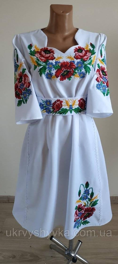 """Плаття святкове """"Макова поляна"""""""