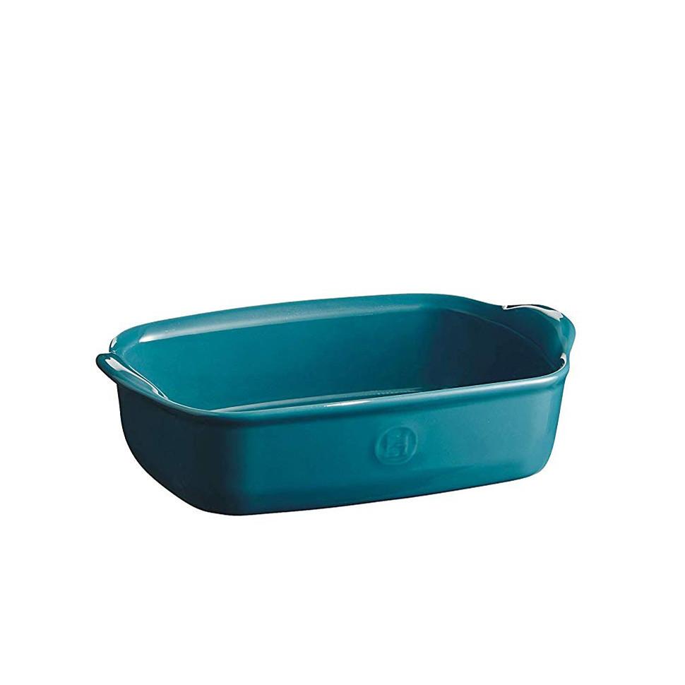 Форма для запекания Emile Henry Ovenware 22 x 14 см Синяя (609649)