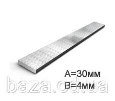 Смуга сталева 30x4 мм міра
