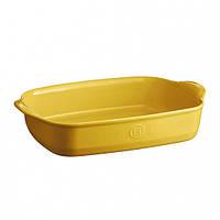 Форма для запекания Emile Henry Ovenware 22 x 14 см Желтая (909649), фото 1