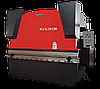 Гидравлический гибочный пресс Yangli WC67K 100/4000  с контроллером на 2 оси (X, Y)