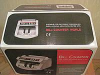 Машинка для счета денег Bill counter модель 2089