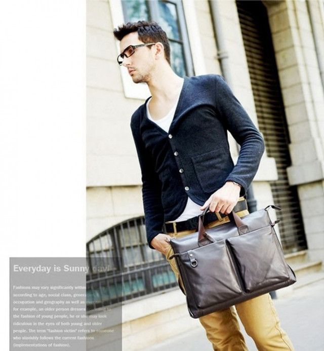 портфель мужской