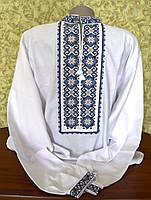 """Українська вишиванка для чоловіка """"Зорі на небі"""""""