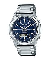 Часы наручные Casio AMW-S820D-2AVDF Касио / Эдифайс / Edifice / Оригинал / Украина