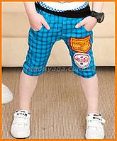 Детские шорты | Детские бриджи в клеточку