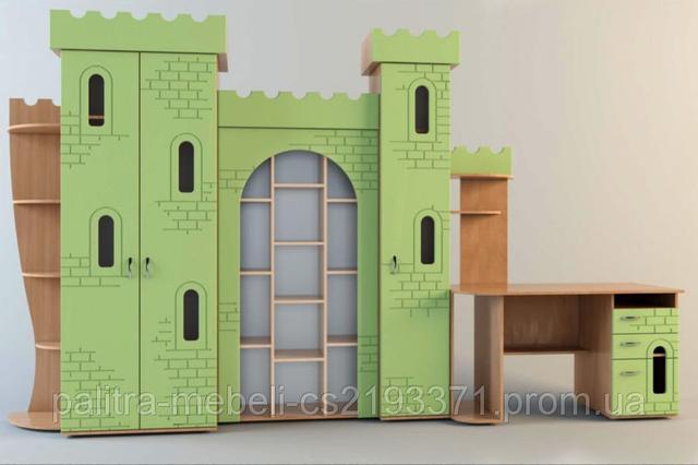 Тематическая мебель для детской комнаты