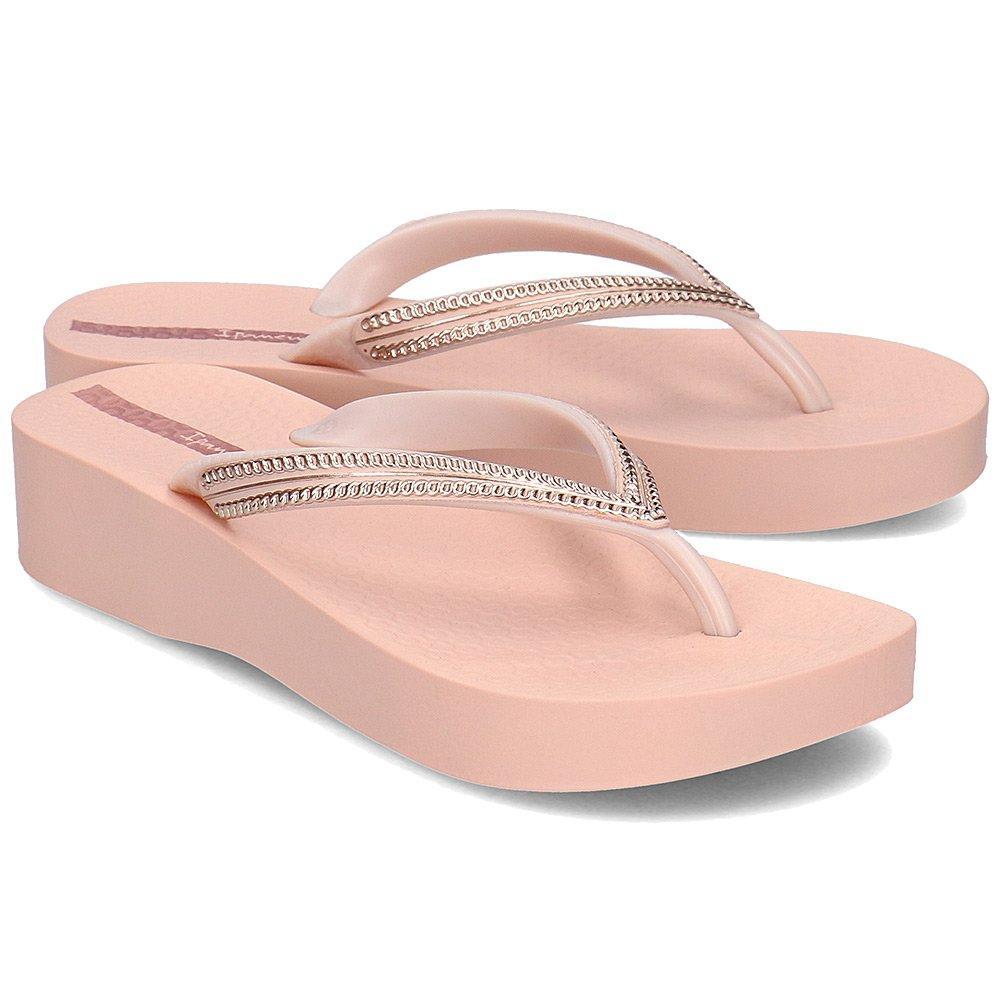 Оригинал Босоножки Женские 82527-20791 Ipanema Mesh IV Plat woman slipper Pink