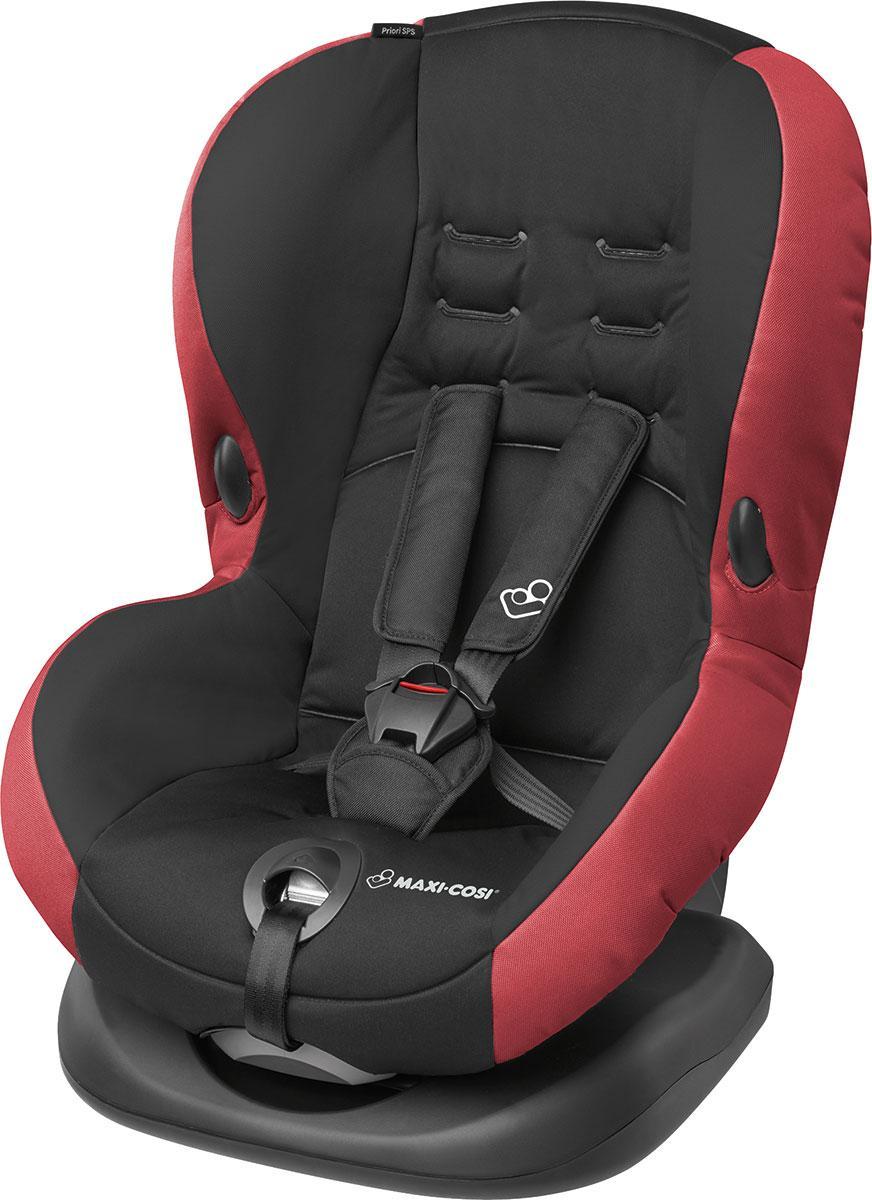 Автокресло Maxi Cosi Priori Sps Plus 9-18kg | PEPPER BLACK