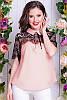 Блузка с кружевом Сарита 48-60рр, фото 6