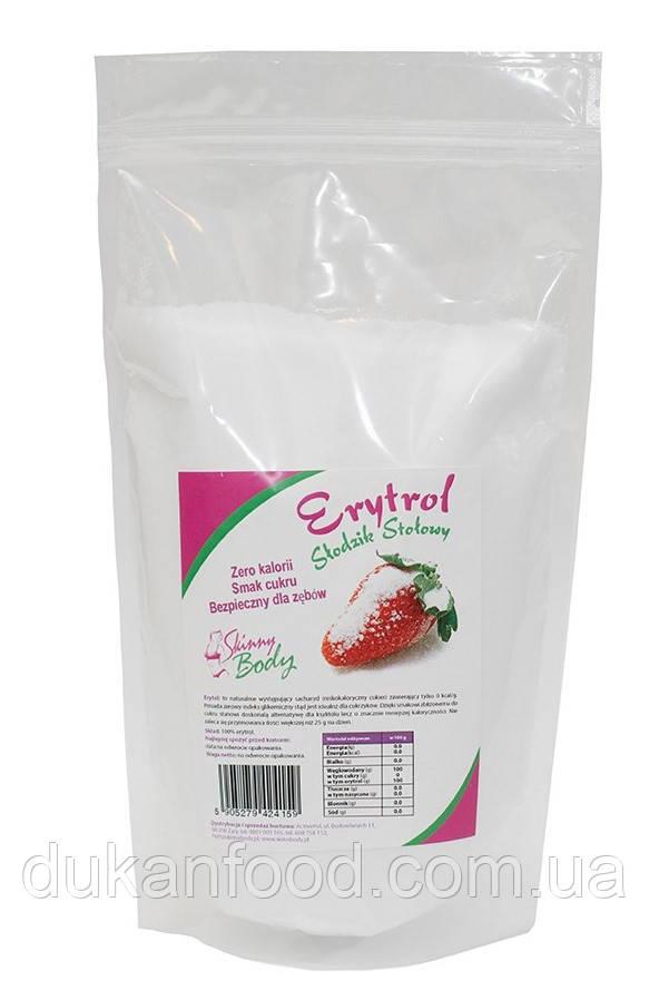 Эритритол (Эритрит) заменитель сахара, Skinny Body, 500 г