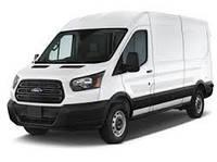 Хром пакет для Ford Transit (2014-...)