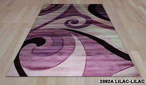 Сиреневые коврики для дома