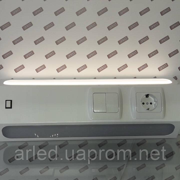 Светильник ODT + - LED 8 Вт. А++ прикроватный, больничный, двухсторонний
