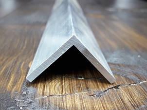 Уголок алюминий, без покрытия 85х85х3, фото 2