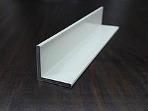 Уголок алюминиевый, бежевый 15х15х1,5, фото 2