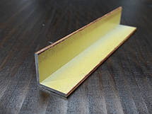 Уголок алюминиевый, дуб канадский 15х15х1,5, фото 2