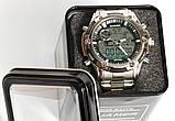 Часы наручные Quamer 1313 в коробке , фото 7