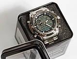 Часы наручные Quamer 1313 в коробке , фото 8