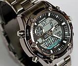 Часы наручные Quamer 1313 в коробке , фото 6