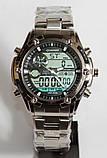 Часы наручные Quamer 1313 в коробке , фото 3