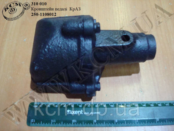 Кронштейн педалі  250-1108012 КрАЗ