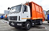 """Новый мусоровоз МАЗ 5904С2-010 """"Сапфир"""" 17 куб. задняя загрузка"""