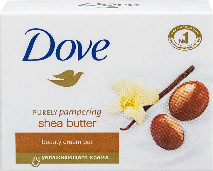 """Крем-мыло Dove """"Объятия нежности"""" (135г.)"""