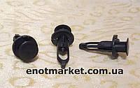 Нажимное крепление бампера много моделей Toyota. ОЕМ: 5216144010B0, 5216116010, 5216102020