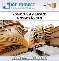Уголовный Адвокат в судах Киева и области