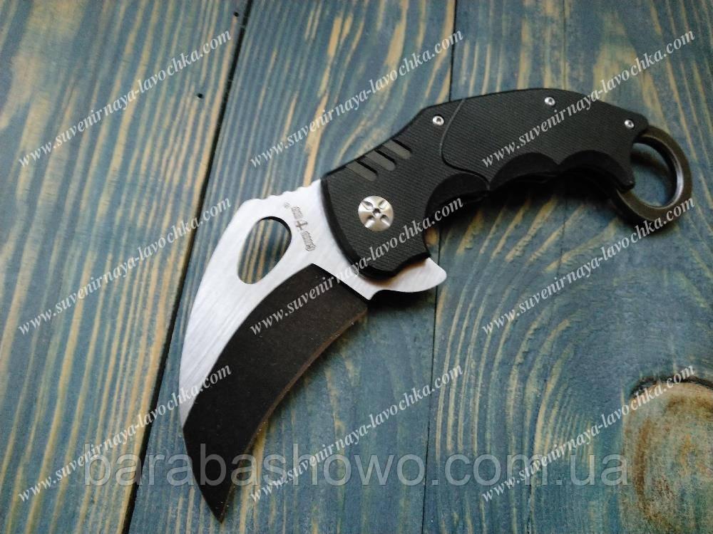 "Нож складной WK06167 ""Gloomy Claw"". Керамбит"