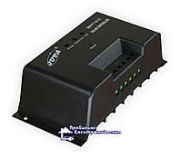Контролер заряда MPPT10 10A 12В для сонячних фотомодулів, фото 1