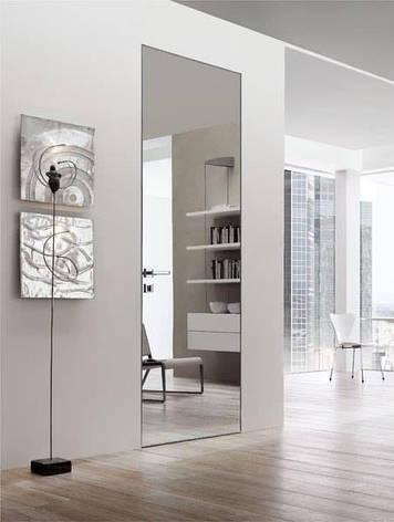 Дверное полотно под скрытый монтаж | Комплект профилей дверного полотна под коробку  В2300х900, фото 2