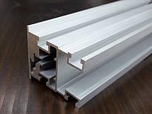 Дверное полотно под скрытый монтаж | Комплект профилей дверного полотна под коробку  В2300х900, фото 3