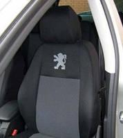Модельные авточехлы на Peugeot 407 Sedan с 2004-2011