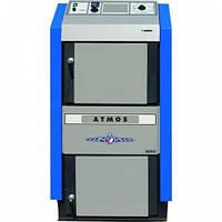 Пиролизный твердотопливный котел Atmos DC50GSX