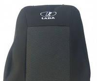 Чехлы в автомобиль Lada (Ваз) Priora 2170 (1/2 спинка +подлокотник)