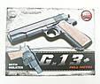 Страйкбольный пистолет Galaxy G13+ (Colt 1911) с кобурой, фото 2