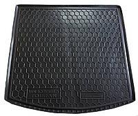 Полиуретановый автомобильный коврик для багажника Volkswagen Touran (Фольксваген Туран) с 2003-