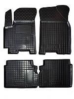 Автомобильные коврики в салон Chevrolet Aveo (Шевроле Авео Т200, Т250) с 2002-2011