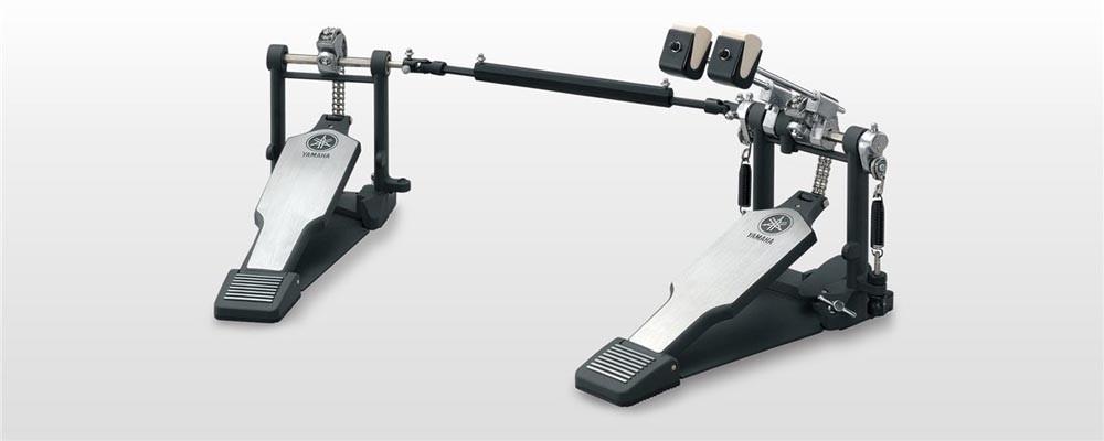 Двойная педаль для бас-барабана YAMAHA DFP9500C
