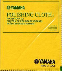 Засіб по догляду за духовими інструментами YAMAHA Polish Cloth L