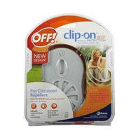 Прибор Off Clip-On  от комаров