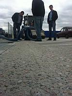 Дробеструйная обработка бетона в Украине, цена, аренда