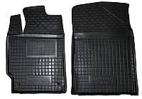 Передние автомобильные коврики для Toyota Camry (XV50) (Тойота Камри XV50) с 2011-